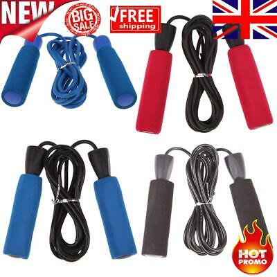 £3.62 • Buy Skipping Rope Fitness Speed Jump Boxing Exercise Gym Childrens Workout