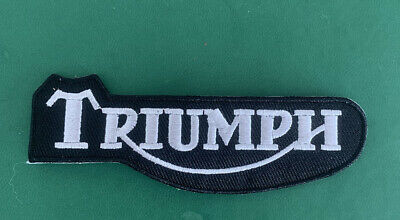 £1.50 • Buy Triumph Cloth Badge