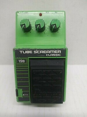 $ CDN107.69 • Buy Ibanez Tube Screamer Classic TS10 Overdrive Guitar Effect Pedal. TESTED WORKS