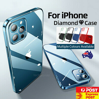 AU9.90 • Buy Shockproof Case Crystal Clear Lens Protector IPhone 12 Mini 11 Pro Max XS XR 7 8