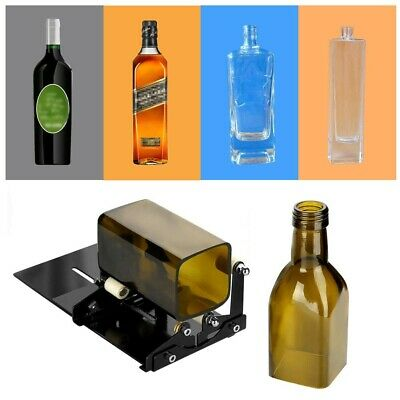 £11.99 • Buy Glass Bottle Cutter Cutting Machine Tool Set Jar Beer Wine Recycle DIY Craft New