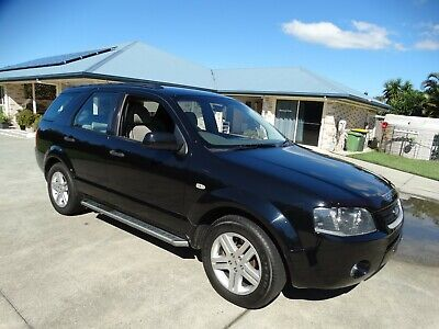 AU7450 • Buy Ford Territory TX 7 Seater Wagon 2005
