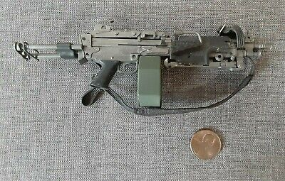 $21.95 • Buy Dragon 1/6 Scale US Military M249 Paratrooper Model For 12  Action Figure L-151