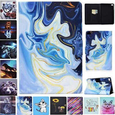AU21.29 • Buy For IPad 5 6 7 8th Gen Mini 5 Air Pro 9.7 10.5 Case PU Leather Smart Sleep Cover