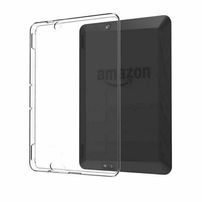 AU8.99 • Buy For Amazon KINDLE Paperwhite Fire Tablets Slim Clear TPU Cover Silicone Case