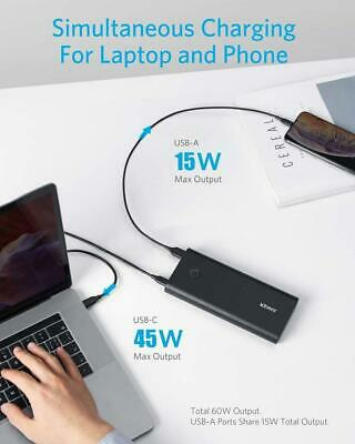 AU160 • Buy Anker PowerCore+ 26,800 PD PowerBank Charger  USB-C Charge Laptop Mac IPhone Etc