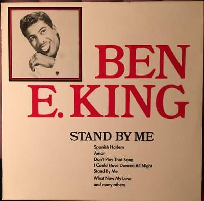 £17.79 • Buy Ben E. King: Stand By Me (Turquoise) ~LP Vinyl *SEALED*~