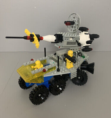 £49.99 • Buy Lego 6950 Classic Space Mobile Rocket Transport Printed Instructions