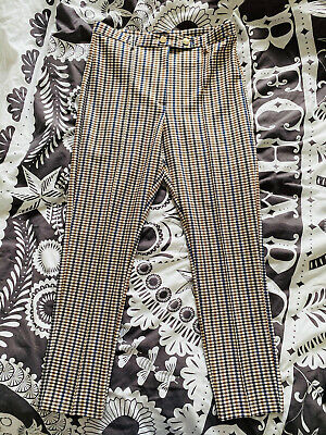£6 • Buy River Island Cigarette Trousers 12 Tapered