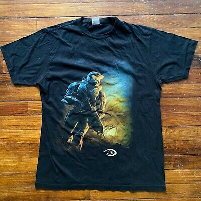£84.99 • Buy Halo 3 T Shirt XL Xbox Game Tee 2007 NOS Vintage Master Chief Videogame