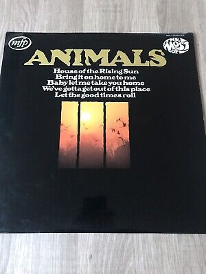 £45 • Buy Animals House Of The Rising Sun
