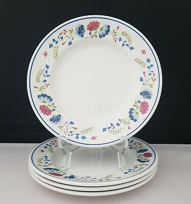 £14 • Buy BHS ~ British Home Stores Priory 4× Side Plates In Excellent Used Condition