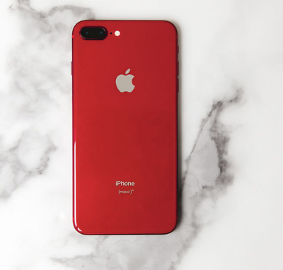 £309.95 • Buy Apple IPhone 8 Plus - 256GB - PRODUCT RED -(Unlocked) - Mint Condition