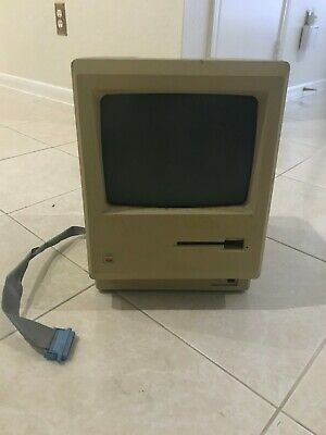 $200 • Buy Vintage Apple Macintosh 512K M0001W Computer -AS IS/FOR PARTS ONLY
