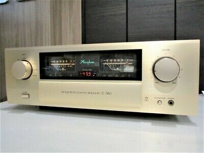 £3691.22 • Buy Accuphase E-380 Integrated Amplifier Used 2019 Japan Audio/music