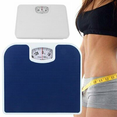 £12.89 • Buy Accurate Mechanical Dial Bathroom Scales Weighing Scale Body Weight 130Kg