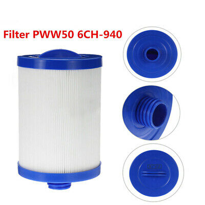 £17.19 • Buy 50ft² Threaded  Base Spa Filters (Replaces: 6CH-940, PWW 50, FC-0359)  UK