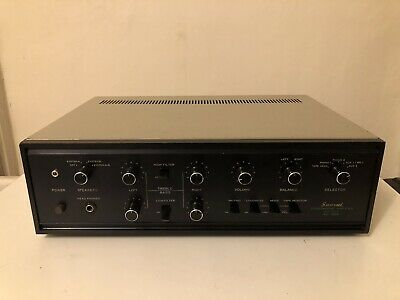 £300 • Buy Sansui AU-555 Integrated Amplifier / Phono / Fully Working / Vintage Classic