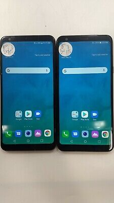 £56.77 • Buy Lot Of 2 LG Stylo 4 Q710AL Boost Mobile Check IMEI Poor Condition IP-1471