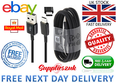 $ CDN4.26 • Buy Original Samsung Galaxy Note 9 Fast Charge Charger USB-C Cable - UK NEXT DAY