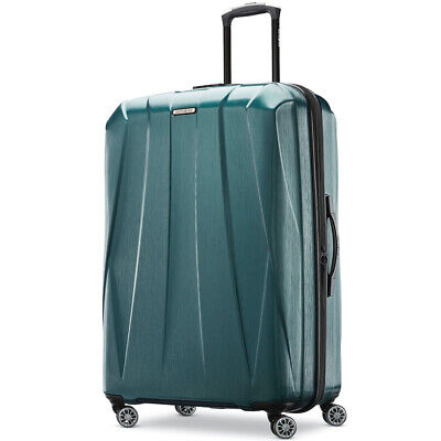 """View Details Samsonite Centric 2 Hardside Expandable Luggage Spinner, Large 28"""" - Green • 159.00$"""