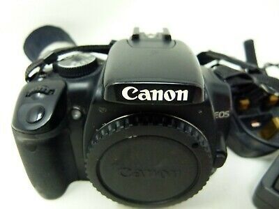£89.99 • Buy  Canon EOS 400D 10.1MP Digital SLR Camera - Black (Body Only)-Used
