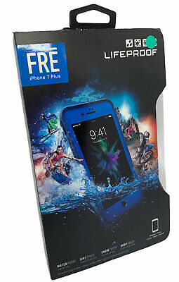 AU36.58 • Buy LifeProof FRE, LIVE 360° Fully-enclosed Waterproof Case For IPhone 7 Plus/8 Plus