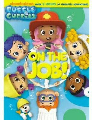 £6.51 • Buy Bubble Guppies: On The Job (DVD, 2013)   Brand New