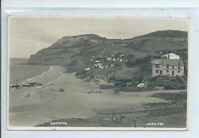 £10 • Buy Real Photo Postcard Of The Anchor Inn Seatown Dorset In Gc Hider Photo 1132