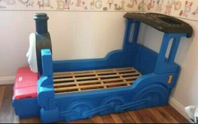 £100 • Buy Thomas The Tank Engine Toddler Bed, Open To Offers, Must Go ASAP As Need Space
