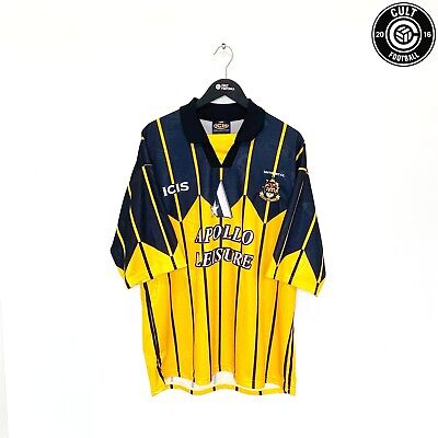 £79.99 • Buy 1998/99 Southport FC Vintage ICIS Home Football Shirt Jersey (XL)