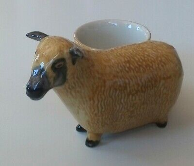 £7.99 • Buy QUAIL Wensleydale Sheep With Egg Cup