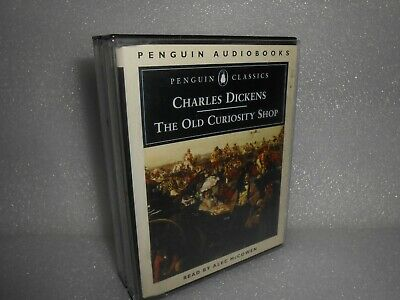 £100 • Buy CHARLES DICKENS THE OLD CURIOSITY SHOP Penguin Classics AUDIO CASSETTES ''READ''