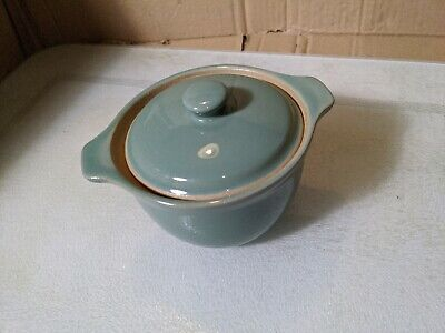 £20 • Buy Denby Green Casserole Dish 24cm Large Covered VGC