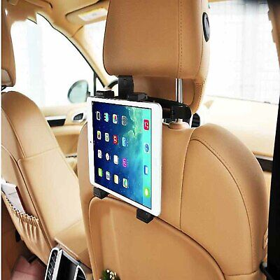 £7.94 • Buy Universal Car Back Seat Headrest Mount Holder For 7 To 11 Inch IPads Tablets UK