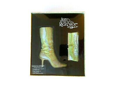£19.99 • Buy Just The Right Shoe By Raine  Perfectly Python  Ornament Rare Collectible
