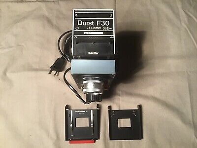 £32 • Buy DURST F30 24 X 36mm PHOTO ENLARGER. UNIT ONLY. TOTALLY UNTESTED.