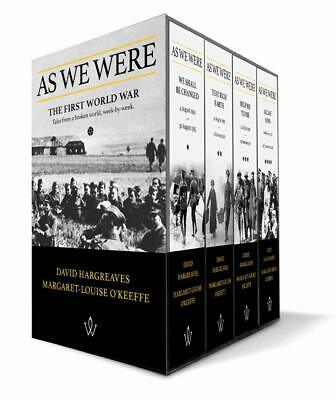 £58.95 • Buy As We Were: The First World War : Tales From A Broken World, Week-by-week 4 Vol