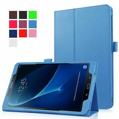 AU19.94 • Buy For Samsung Tab A 8.0 SM-T350/T355Y Leather Sleep/Wake Case Tablet Cover Stand