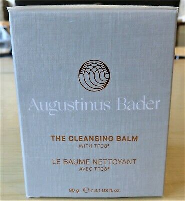 £29.99 • Buy Augustinus Bader The Cleansing Balm 90g + Cleansing Cloth Boxed & Cello Wrapped