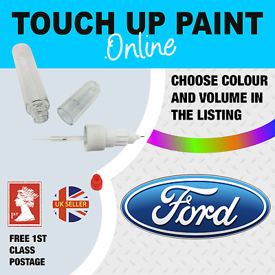 £11.99 • Buy Ford Car Touch Up Paint Pen Needle Tip Stone Chip Scratch Repair 20ml Free P+P