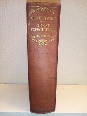 £14.99 • Buy Oliver Twist Great Expectations Charles Dickens Odhams Press Ltd.