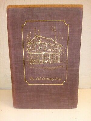 £14.99 • Buy Vintage THE OLD CURIOSITY SHOP - Charles Dickens - Collins Clear Type