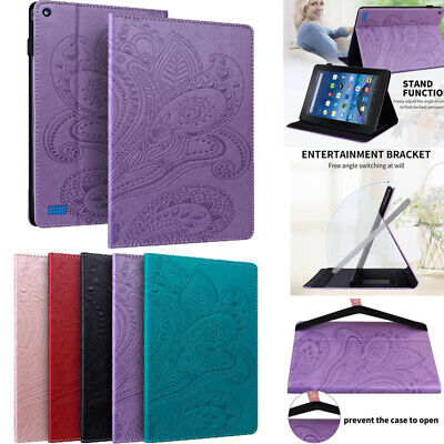 AU16.29 • Buy For Amazon Kindle All-New Fire 7 HD10 2015/ 2017 /2019 Smart Wallet Case Cover