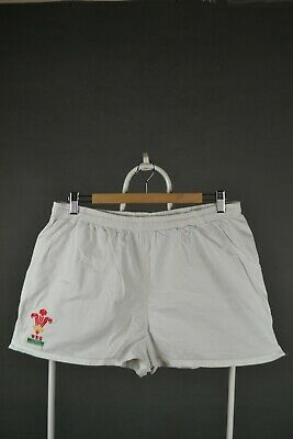£12 • Buy Wales Rugby Union Reebok Rugby Shorts Sz L