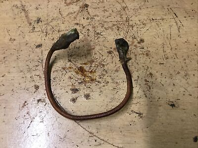 $5 • Buy M29/C Studebaker Weasel Cable, Fuel Pump Ground, 1 Required