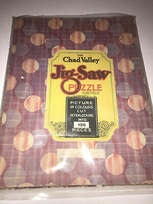 £25 • Buy Chad Valley 120 Piece Jigsaw Of Great Britain