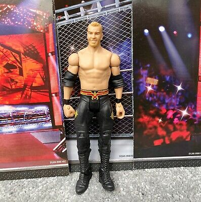 £8.96 • Buy WWE Mattel Action Figure BASIC Series CHRISTIAN  Toy PLAY Wrestling CAPTAIN Cage
