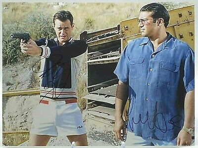 £95 • Buy The Business Danny Dyer Tamer Hassan Multi Signed 16x12 Photo AFTAL OnlineCOA