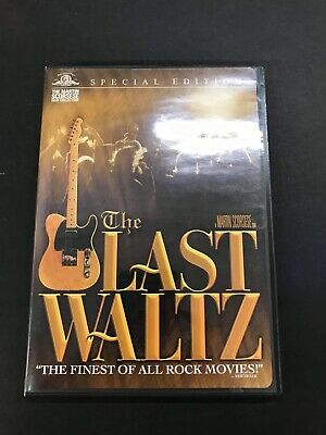 £4.92 • Buy The Last Waltz (DVD, 2002, Special Edition) Great Condition